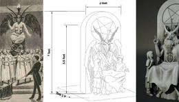 Sátánista emlékmű
