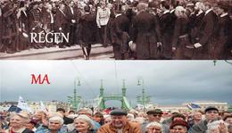 Ferencz József híd régen és ma