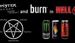A Sátán energiaitalai