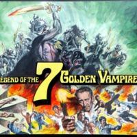 Van Helsing és a 7 arany vámpír