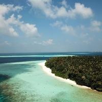 Tengerszint alatt a Maldív-szigeteken