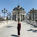 Szkopje: ahol a régi és az új találkozik