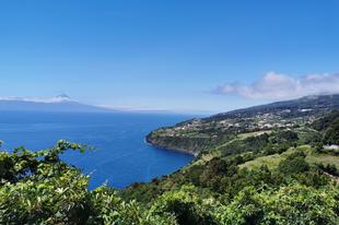 São Jorge, az Azori-szigetek sajtföldje