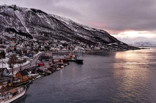 Orkák és sarki fény nyomában Norvégiában