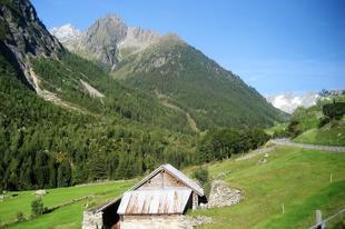 Svájcban járt az ősz