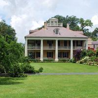 Houmas House Plantation - New Orleans befejező része