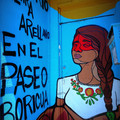 Puerto Rico-i művészeti mozaik