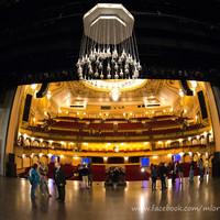 Ünnepi színházbejárás az omahai Orpheumban