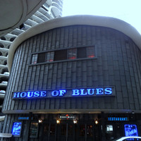 Chicago House of Blues - Képriport