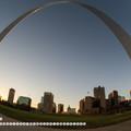 Meglepetések és hangulatképek Saint Louis-ból