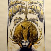 Még egyszer SXSW: Mishka Westell plakátjai