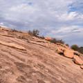 Texas elvarázsolt kősziklája - Enchanted Rock