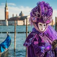 Záró hétvége a Velencei Karneválon/The last weekend of the Venice Carnival