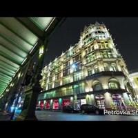 Moszkva Time lapse/Moscow Time lapse - video