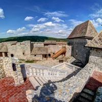 A Sümegi vár/The castle of Sümeg