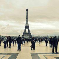 Szilveszter Párizsban/New Year's Eve in Paris