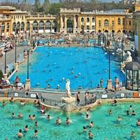 Budapest gyógyfürdői 1./Thermal baths in Budapest 1.