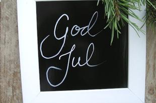 God Jul! Karácsony svéd módra/Christmas in Sweden