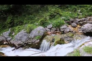 A csodálatos Júliai Alpok/The beautiful Julian Alps-video