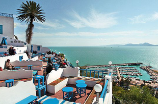Színes helyek a világban-Sidi Bou Said/Colourful places in the world-Sidi Bou Said