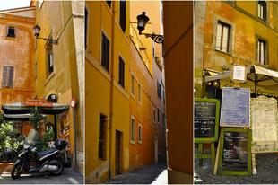 Tiramisu, Cappuccino, Pasta - Másodszor Rómában/Second time in Rome