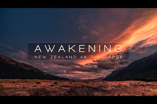 A lenyűgöző Új-Zéland/New Zealand - video