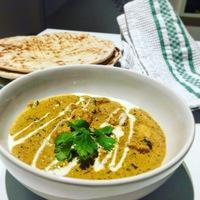 Pisztácia curry