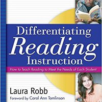 ^TOP^ Differentiating Reading Instruction: How To Teach Reading To Meet The Needs Of Each Student. deals Online Mexico stream partido