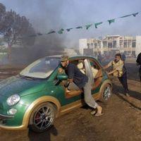 Kadhafi is ezt szereti
