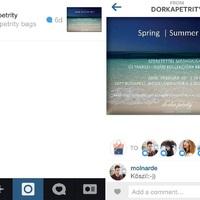 Direkt Instagram-fotó sajtómeghívó helyett