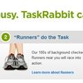 Egy jó koncepció: TaskRabbit
