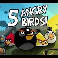 Az Angry Birds jó a szervezetnek