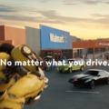 A leghíresebb filmes járgányok egy reklámfilmben
