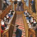 Egyetem a középkorból - Oxford