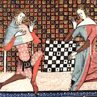 Mi-parti, a középkori felemás ruha