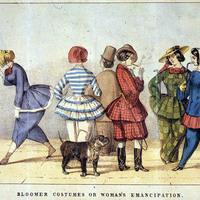Nők nadrágban??? Felháborító!