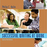 _READ_ Successful Writing At Work: Concise Edition. stock together Runner Agencia Casual