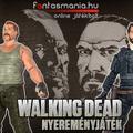 Walking Dead nyereményjáték a Fantasmaniával!