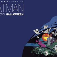 Jeph Loeb & Tim Sale: Batman: The Long Halloween