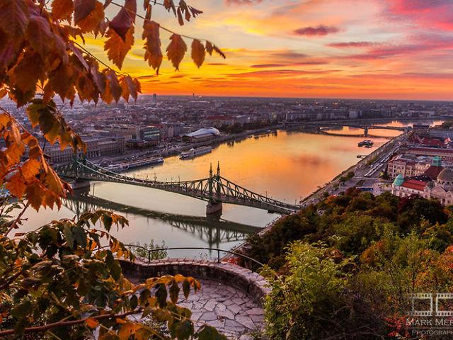 10 lenyűgöző kép az őszi Budapestről