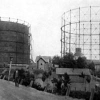 Így kelnek új életre az egykori gázgyár robosztus tornyai