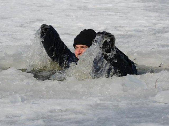 Biztonságosan a jégen