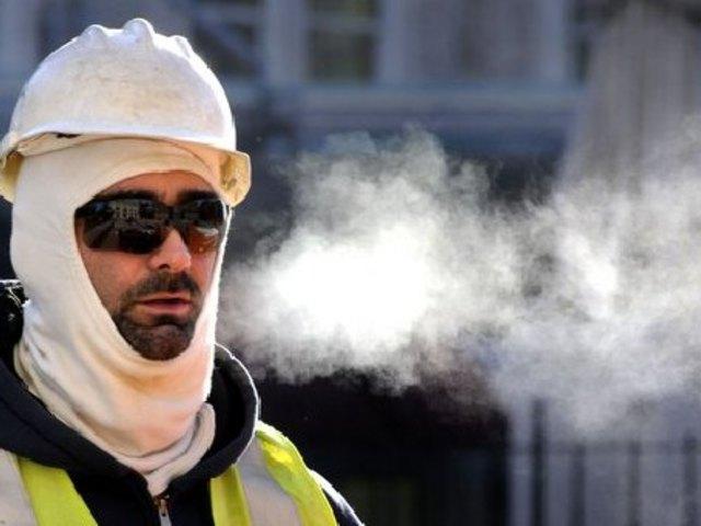 Hideg elleni védelem a munkahelyen
