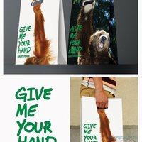 Add a kezed - Greenpeace szatyrok