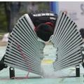 A Koreai rendőrök tudják használni a fejüket...