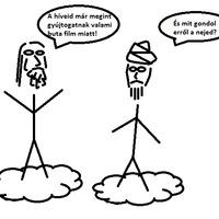 A magyar Mohamed-karikatúra