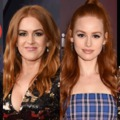GALÉRIA: Sarah Hyland, Isla Fisher, Madelaine Petsch és Jenna Dewan-Tatum az iHeartRadio Music Awards vörös szőnyegén