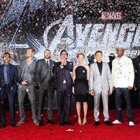 Nézzétek meg a Bosszúállók sztárjait a 2012-es film és a Végjáték világpremierjén