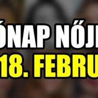 SZAVAZÁS: A hónap nője #2 (2018. február)