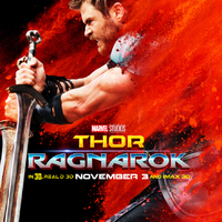 8 új karakterplakátot kapott a 'Thor: Ragnarök'